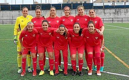 La SD San Ignacio, rival del Sevilla en la lucha por el ascenso