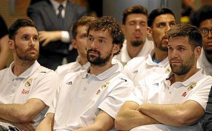 El Madrid, uno de los que amenaza con irse.