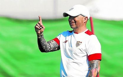 orge Sampaoli ya tiene un acuerdo con Argentina.