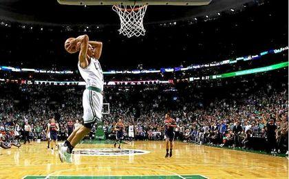 Los Celtics vuelven a tener ventaja gracias a Bradley, figura del quinto partido