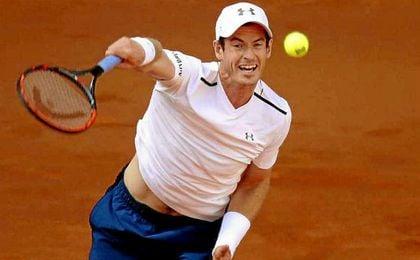 Murray se despide muy pronto de Madrid.