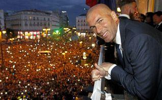 No darás crédito a la prima de Zidane por ganar la Champions