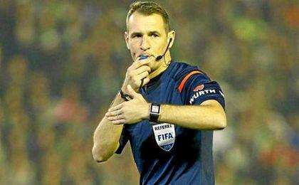 Clos Gómez, árbitro de la final de Copa del Rey