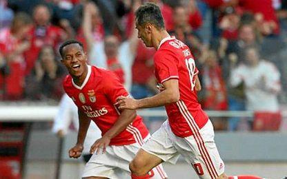 El Benfica es el gran dominador en Portugal.