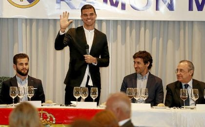 Pepe se marchará del Madrid tras una década de blanco.