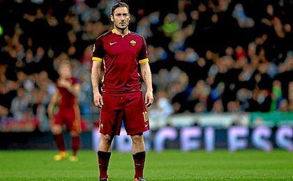 El Olímpico de Roma registrará un lleno para despedir a Totti.