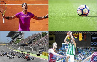 En directo: Sígue aquí toda la actualidad deportiva del día