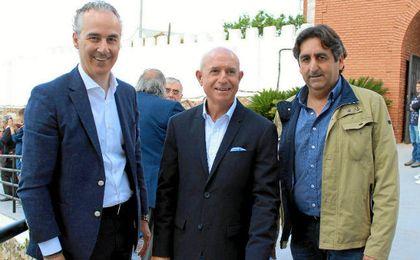 Torrecilla, Serra Ferrer y Buenaventura, hoy en Espiel.
