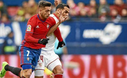 Osasuna y Sevilla se enfrentan en la última jornada.