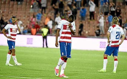 El Granada ha firmado una temporada lamentable.