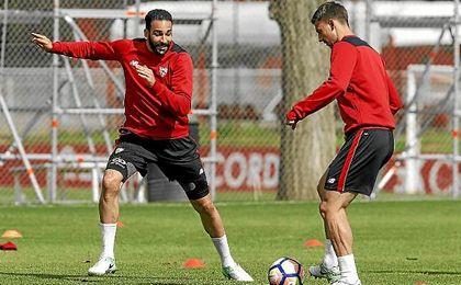 Rami fue uno de los futbolistas que se perdió por lesión el partido del Real Madrid.