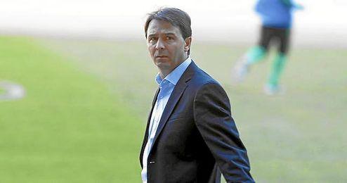Vlada Stosic, ex director deportivo del Betis.