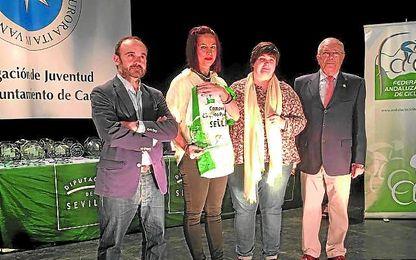 Gala del C.P. de BTT Rally en Carmona