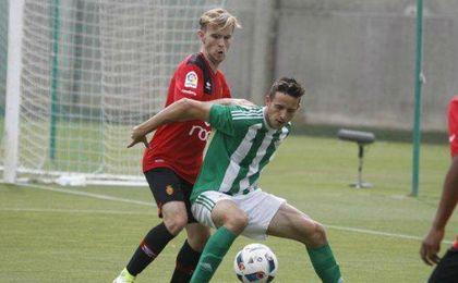 Betis 2-1 Mallorca: El DH se despide tras acariciar la remontada