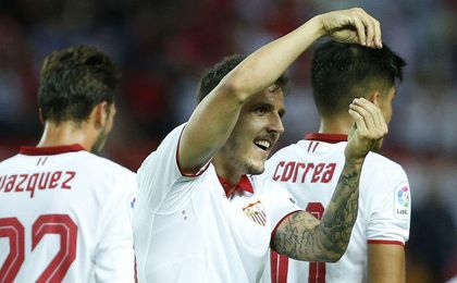 Jovetic anotó su séptimo gol de la temporada.