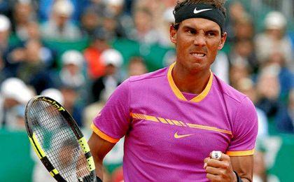 Llega con confianza a Roland Garros.