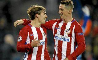 Torres sigue, Griezmann abre la puerta al United