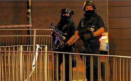 Tres detenidos en el sur de Mánchester en relación con el atentado