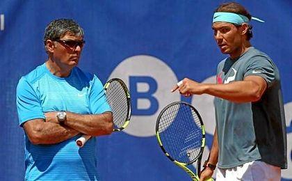 Toni Nadal habla sobre Roland Garros.