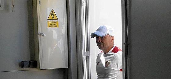 Sampaoli tiene la puerta abierta.