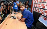 """Piqué: """"Quiero que Luis Enrique se vaya con un título más"""""""