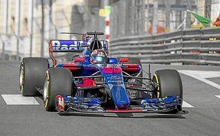 """Sainz: """"El sitio para hacer la mejor vuelta es Mónaco y ha llegado"""""""
