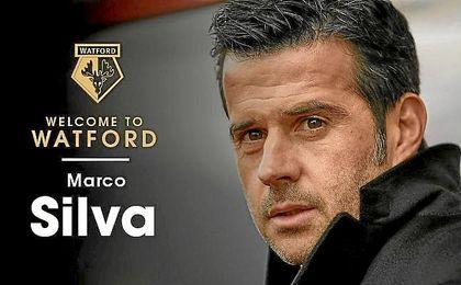 Marco Silva es el nuevo entrenador del Watford.