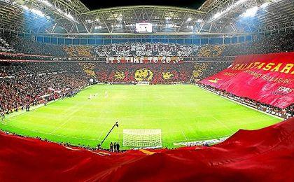El galatasaray cambia el nombre a su estadio por orden de for Estadio arena
