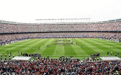 El Calderón pasará a la historia.