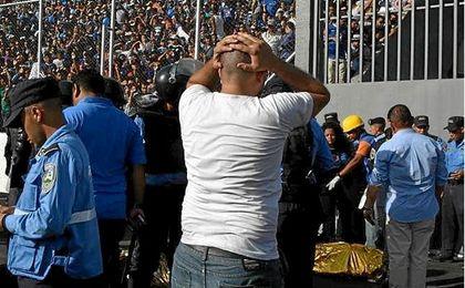 La UEFA manda sus condolencias.