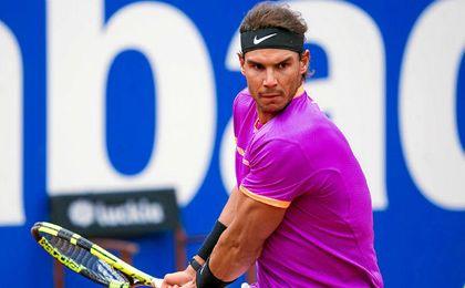 Se sitúa cuarto en la ATP.