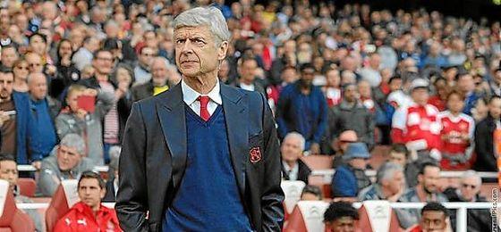 Wenger seguirá, al menos, hasta 2019 en el Arsenal.