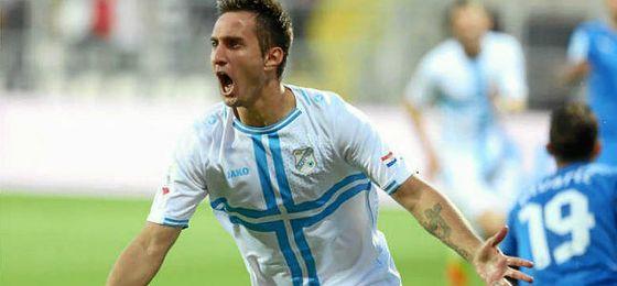 Gavranovic ha firmado una campaña de ensueño con el Rijeka.