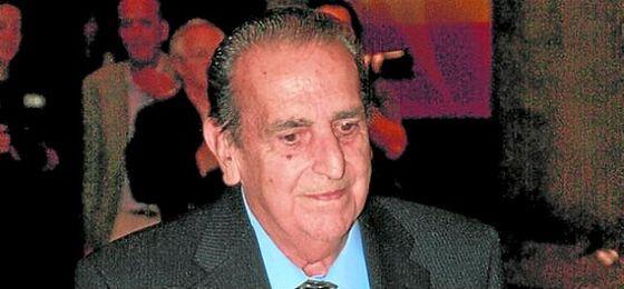Pedro Buenaventura falleció a la edad de 86 años.