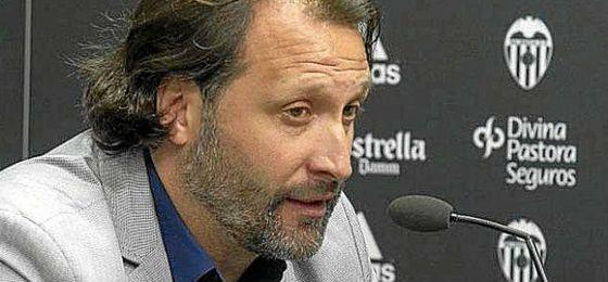 Rufete, sondeado para el staff deportivo del Betis