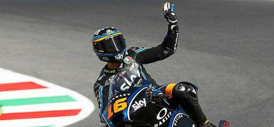 Migno ganó en Moto 3.
