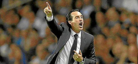 Emery afrontará su segunda temporada al frente del PSG con un gran presupuesto.