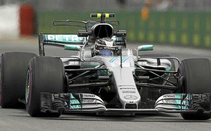 Hamilton fue el más rápido en Canadá.