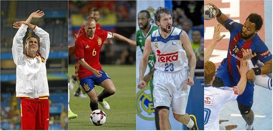 Las cinco reformas que pide el deporte español.
