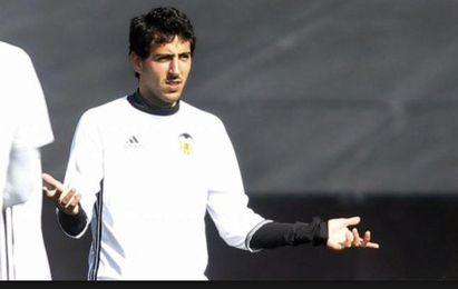 Parejo, un ´descarte´ del Valencia que podría acabar en el Sevilla F.C.
