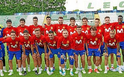 Diego González ya está preparado para el Europeo sub 21.
