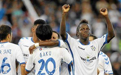El Tenerife se la jugará ante el Getafe.