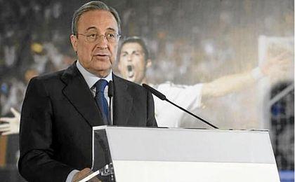 Florentino Pérez debe resolver el ´caso Ronaldo´ en su quinto mandato al frente del Madrid.