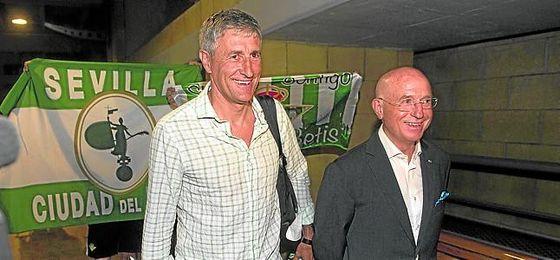 Serra Ferrer le ha ofrecido a Setién entre cuatro y cinco opciones para cada puesto a reforzar.