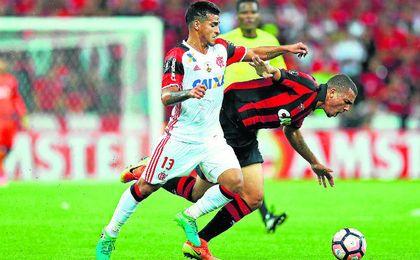 Trauco llegó al Flamengo en enero y ha marcado tres goles y servido una asistencia.