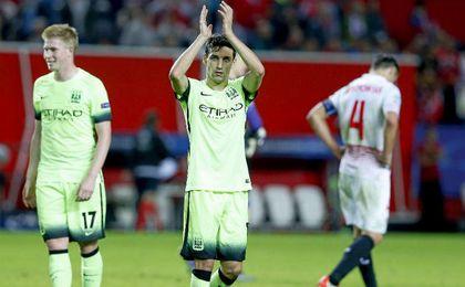 Navas espera confirmar su regreso al Sevilla.