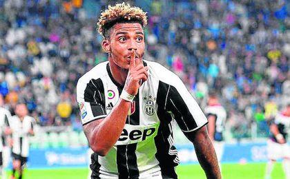 Mario Lemina desea salir de la Juventus, que pagó casi 10 kilos por él, para tener más minutos.