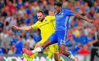 Batshuayi busca protagonismo lejos de Stamford Bridge.