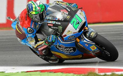Morbidelli correrá el año próximo en Moto GP.
