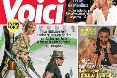 Primeras imágenes de Rami con Pamela Anderson